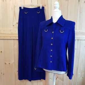 St. John Collection by Marie Gray 2PC Suit Sz4
